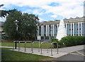SP3075 : White Koan, Warwick University, Gibbet Hill campus by E Gammie