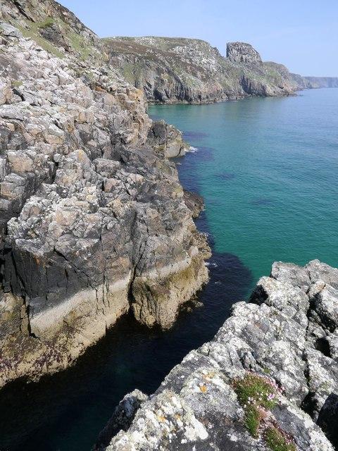 Geodha Gob nan Sgarbh, Isle of Lewis