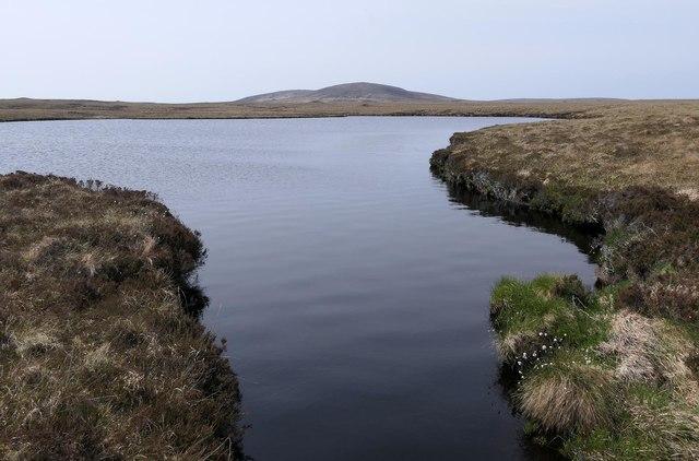 Loch Beag Gaineamhaich, Isle of Lewis