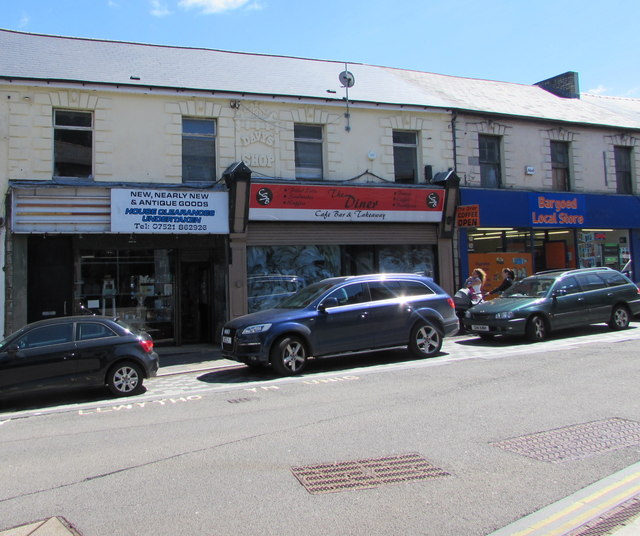 The Diner, High Street, Bargoed