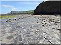 NZ9503 : Wave-cut platform at Boggle Hole by Oliver Dixon