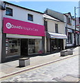 ST1599 : St David's Hospice Care charity shop in Bargoed by Jaggery