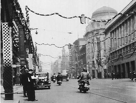 Pilgrim St in 1937
