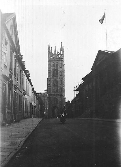 The Collegiate Church of St Mary 1934