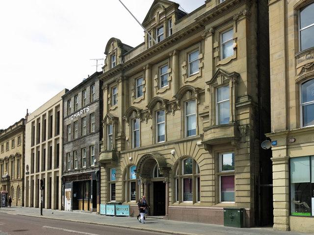 Coronation Buildings, Quayside, Newcastle