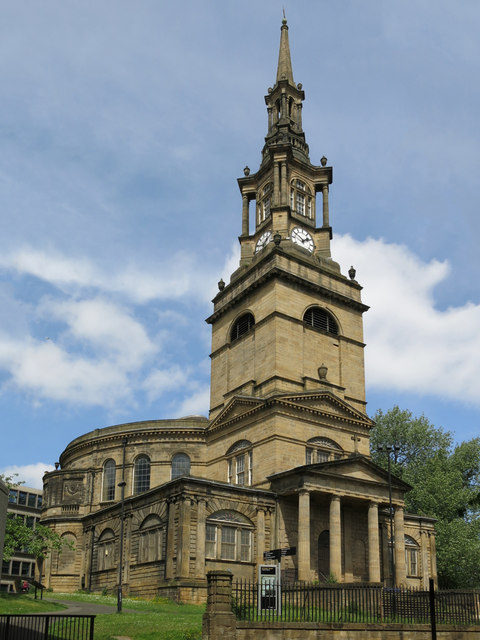 All Saints Church, Pilgrim Street