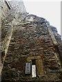 SO8729 : Deerhurst - St Mary's church - Angel wall by Rob Farrow