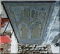 SO8729 : Deerhurst - St Mary's - Interior - Mediaeval Brass by Rob Farrow