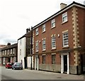 TG2308 : Old and new houses in King Street by Evelyn Simak