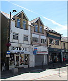 ST1599 : Retro Hair Studio in Bargoed by Jaggery
