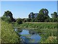 TL7106 : Chelmsford: towards Moulsham Mill by John Sutton