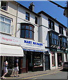 SX2553 : Martins Dairy in East Looe by Jaggery