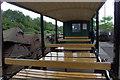 SP9427 : Leighton Buzzard Railway. Open carriage by Robert Eva