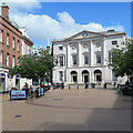 TL7006 : Chelmsford: High Street and Shire Hall by John Sutton