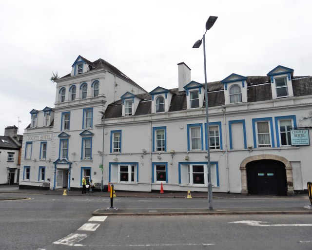 County Hotel, Kendal