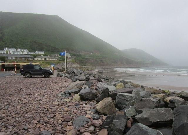 Ross-Behy beach