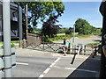SJ1605 : Leaving Castle Caereinion Station by Chris Allen