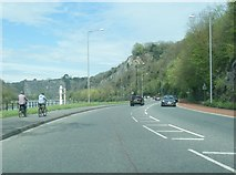 ST5673 : A4 Portway northbound by Colin Pyle