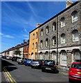 ST3187 : Three-storey stone building, Dolphin Street, Newport by Jaggery