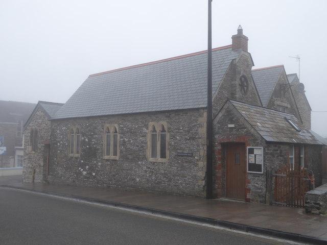 Old School Hall, Tintagel