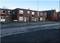 SJ3057 : Tegfan Court, Caergwrle, Flintshire by Jaggery