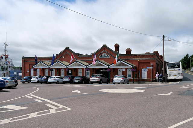 The Cobh Heritage Centre (former Railway Station)