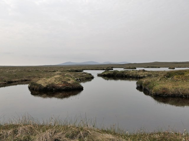 Lochan, Mòinteach Bharabhais/Barvas Moor, Isle of Lewis
