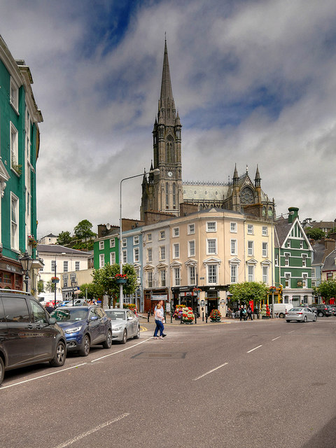 Cobh, Casement Square