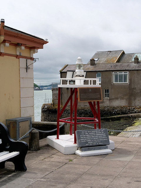Cork Harbour Tragedy Memorial