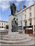 W7966 : Lusitania Peace Memorial, Cobh by David Dixon