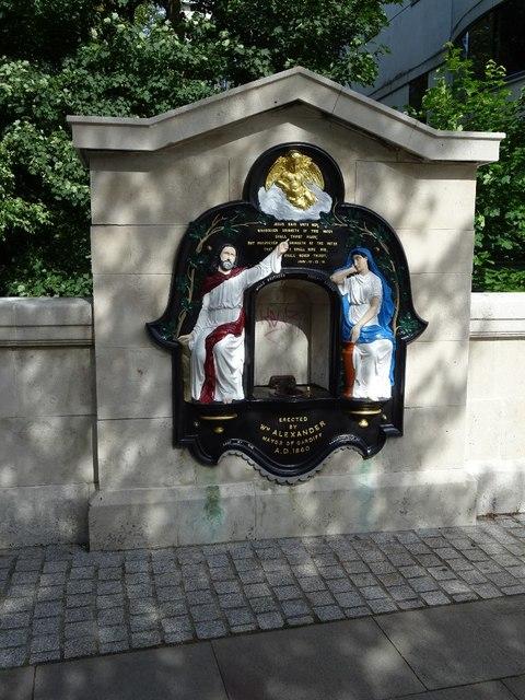 Wm Alexander Drinking Fountain