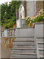 W7966 : Marian Shrine, Cobh by David Dixon