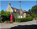 TL5376 : K6 phone box, Little Thetford by Keith Edkins