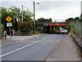 W8872 : Low Bridge on Bailick Road by David Dixon