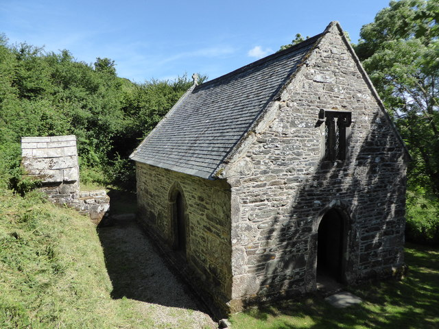 Holy Well Chapel, St Clether