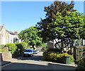 ST3087 : Towards the dead end of Clifton Place, Newport by Jaggery