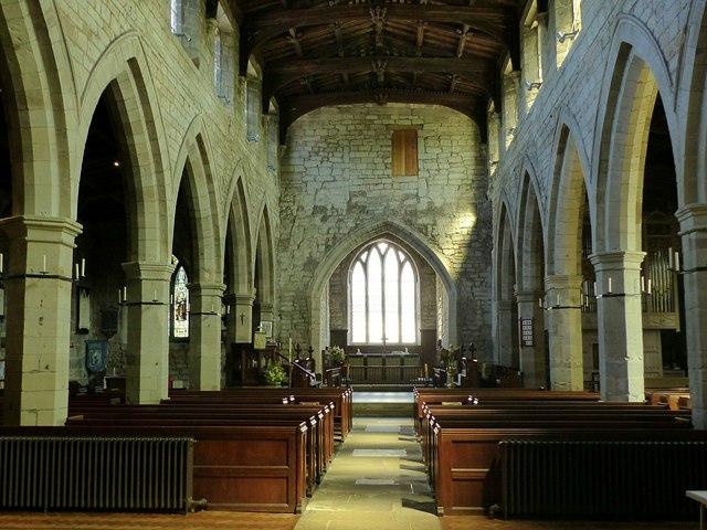 Church of St Wystan, Repton