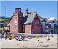 NZ3671 : Lifeboat station, Cullercoats by Jim Osley