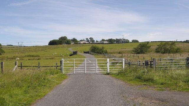Gate, Monkridge
