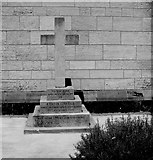 TG2308 : Edith Cavell's grave by Evelyn Simak