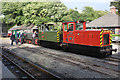 SH5800 : Talyllyn Railway - diesels for the cavalcade by Chris Allen