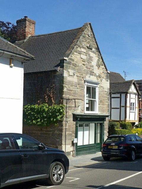 Stone House, 31A High Street, Repton
