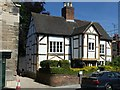 SK3026 : Tudor Lodge, 33 High Street, Repton by Alan Murray-Rust