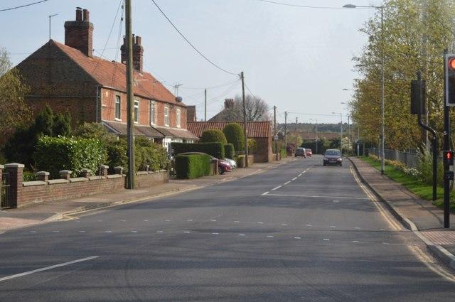 B1440, Dersingham
