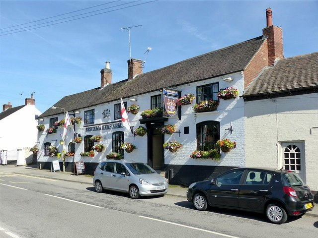 The Brickmakers Arms, Newton Solney