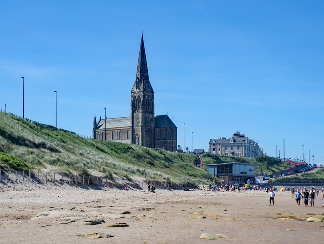 St George's Church, Cullercoats