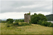 S5210 : Kilmeadan Castle by David Dixon