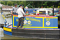 SP5365 : 'Hadley' at Braunston Historic Narrowboat Rally by Stephen McKay