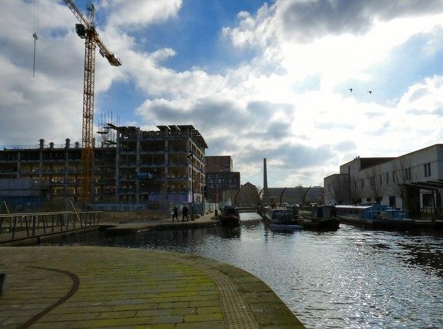 New Islington Marina