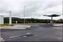 S6559 : Truckstop at Paulstown Services by David Dixon